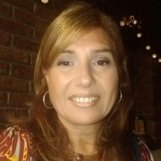 Vilma Olivieri, gerente técnica de la Cooperativa de Obras Sanitarias.